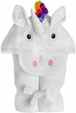 Wink Marshmallow the Unicorn Hooded Towel
