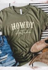 Wink Howdy Autumn Tee
