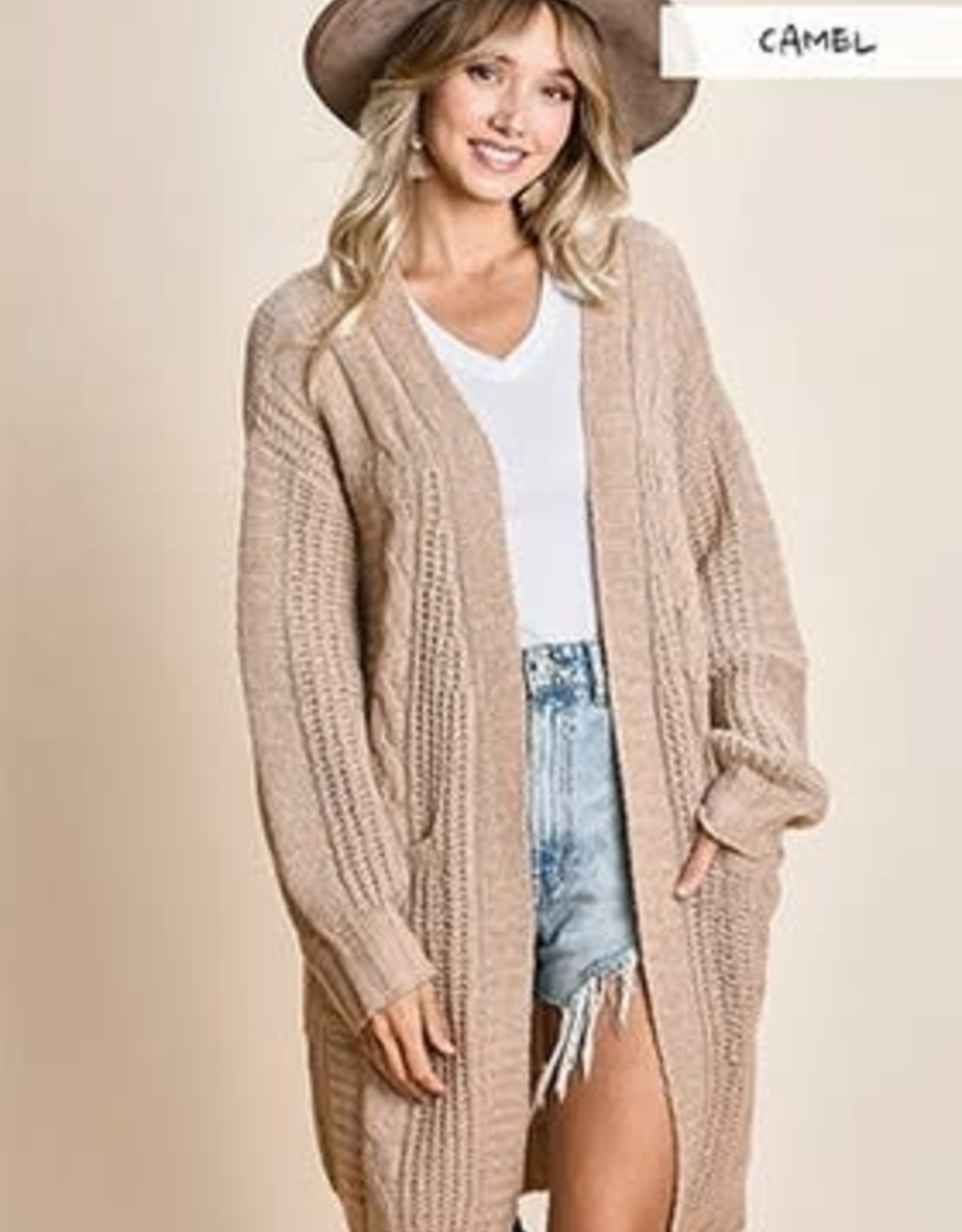 Wink Donna Knitted Cardigan