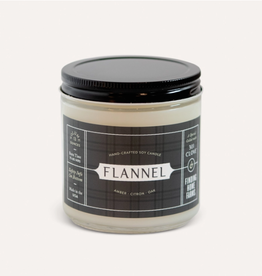 Finding Home Farms Flannel Soy Candle 13 oz.
