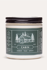 Finding Home Farms Cabin Soy Candle 13 oz.