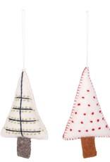 Wink Wool & Felt Tree Ornaments