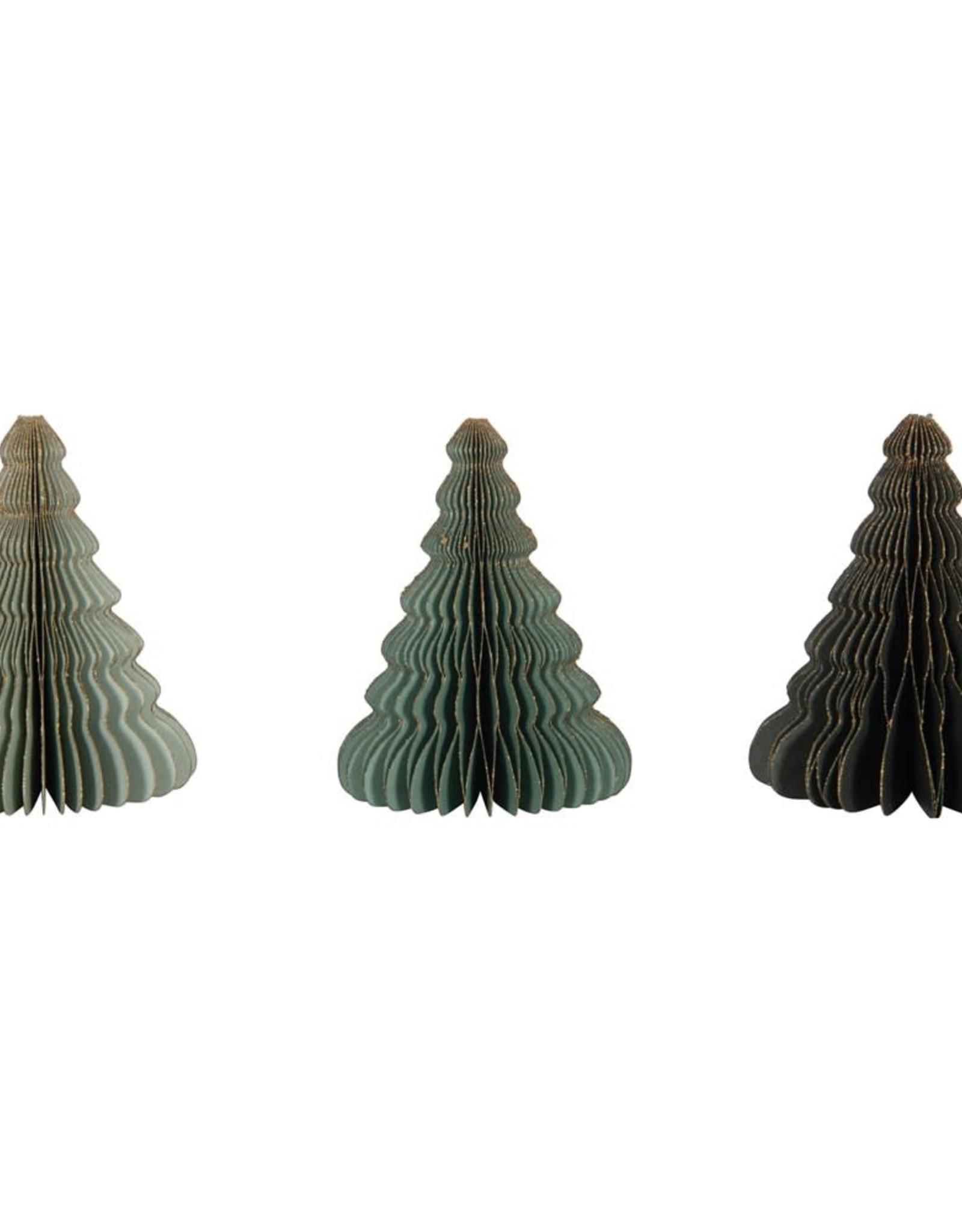 Wink Honeycomb Paper Tree w/Glitter