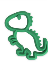 Itzy Ritzy Dino Silicone Teether