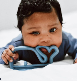 Itzy Ritzy Whale Silicone Teether