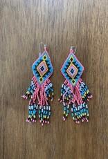 Wink The Tozi Beaded Earrings