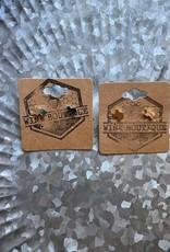 Small Texas Stud Earrings