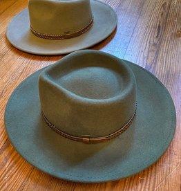 Wink The Sedona Flat Brim Hat