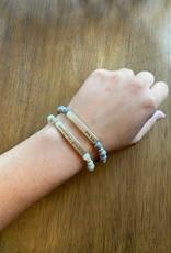 Wink The Written Faith Beaded Bracelet