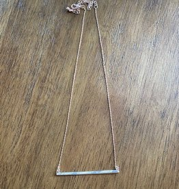 Wink Classic Bar Necklace