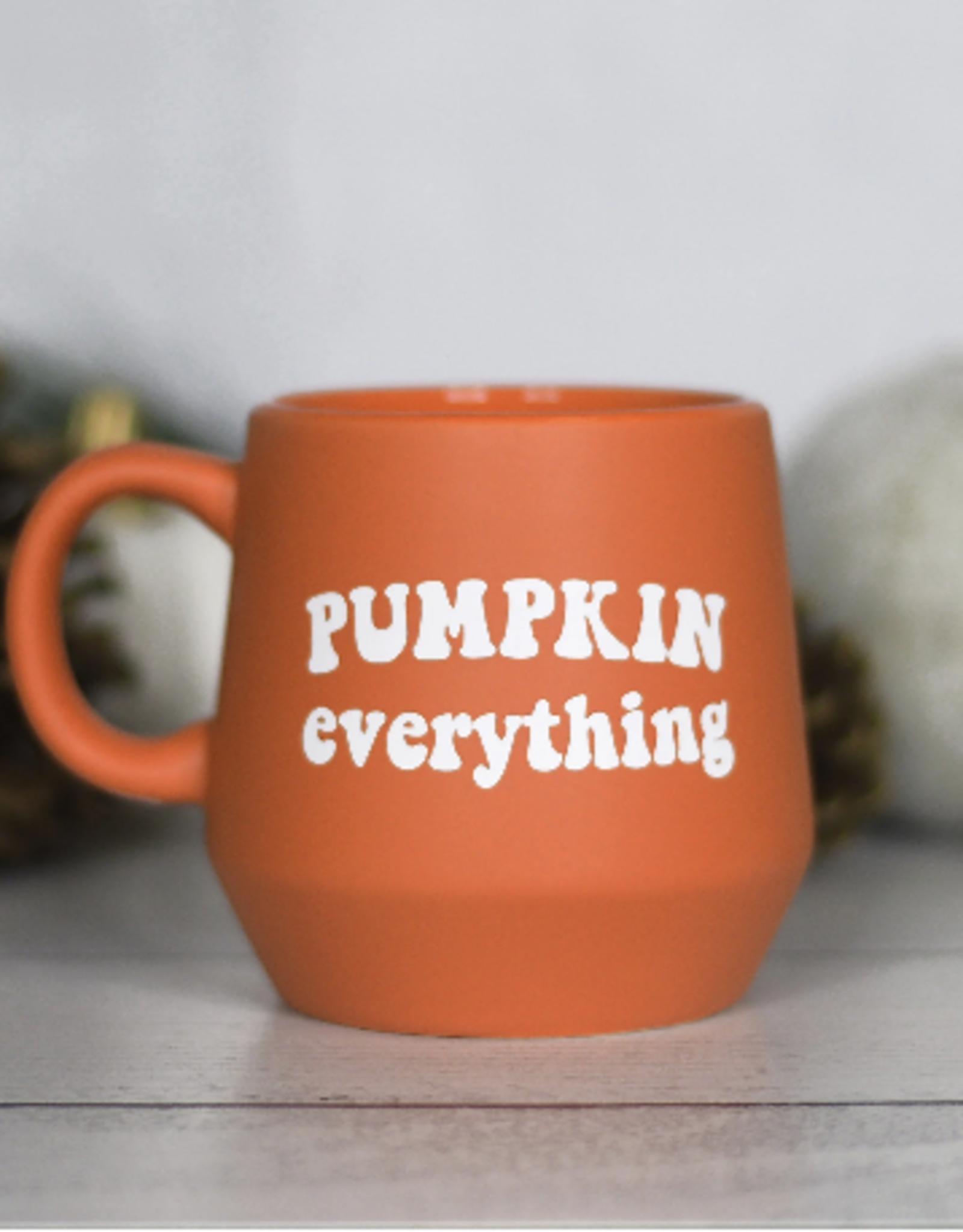 Wink Pumpkin Everything Mug!