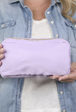Wink Medium Purple Nylon Bag