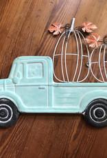 Wink Farm Truck Wire Pumpkin Hanger