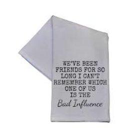 Wink We've Been Friends For So Long... Tea Towel