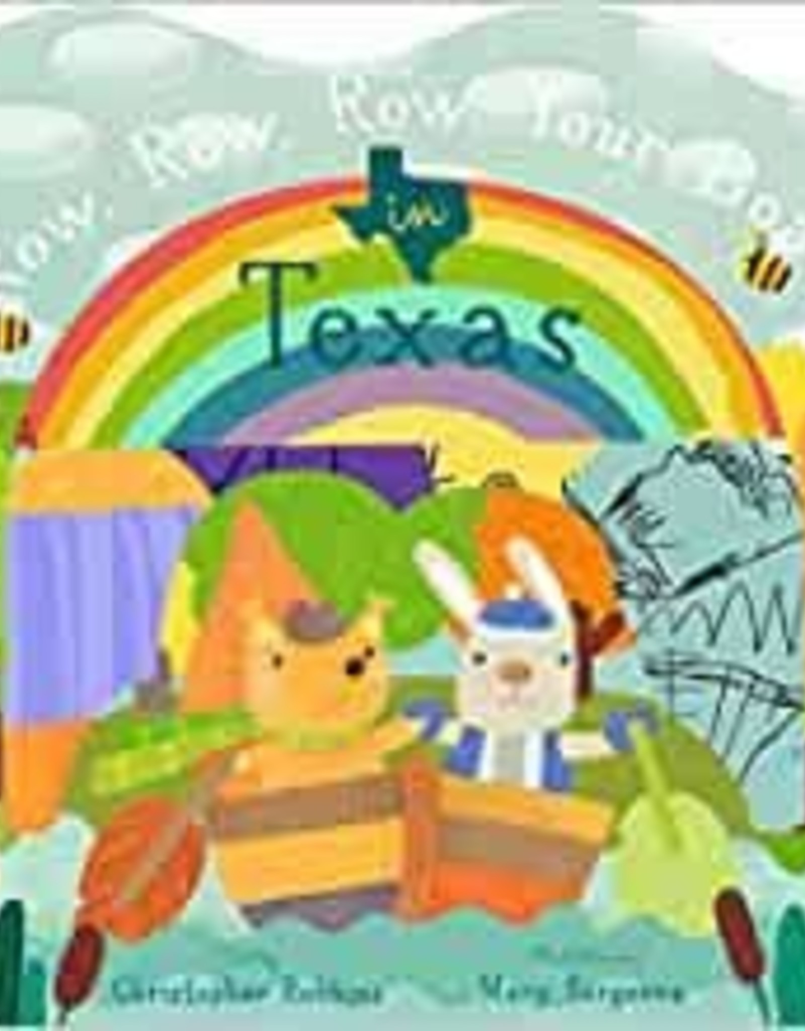 Row, Row, Row Your Boat In Texas