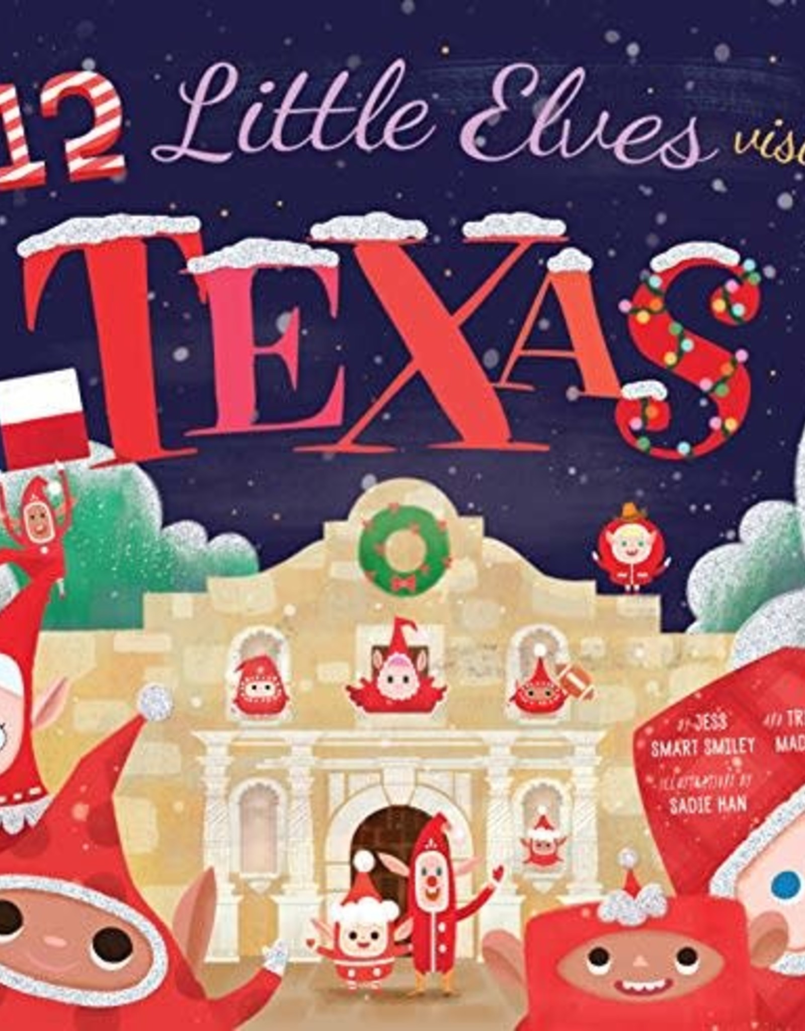 Wink 12 Little Elves Visit Texas