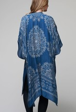 Wink Mandala Kimono