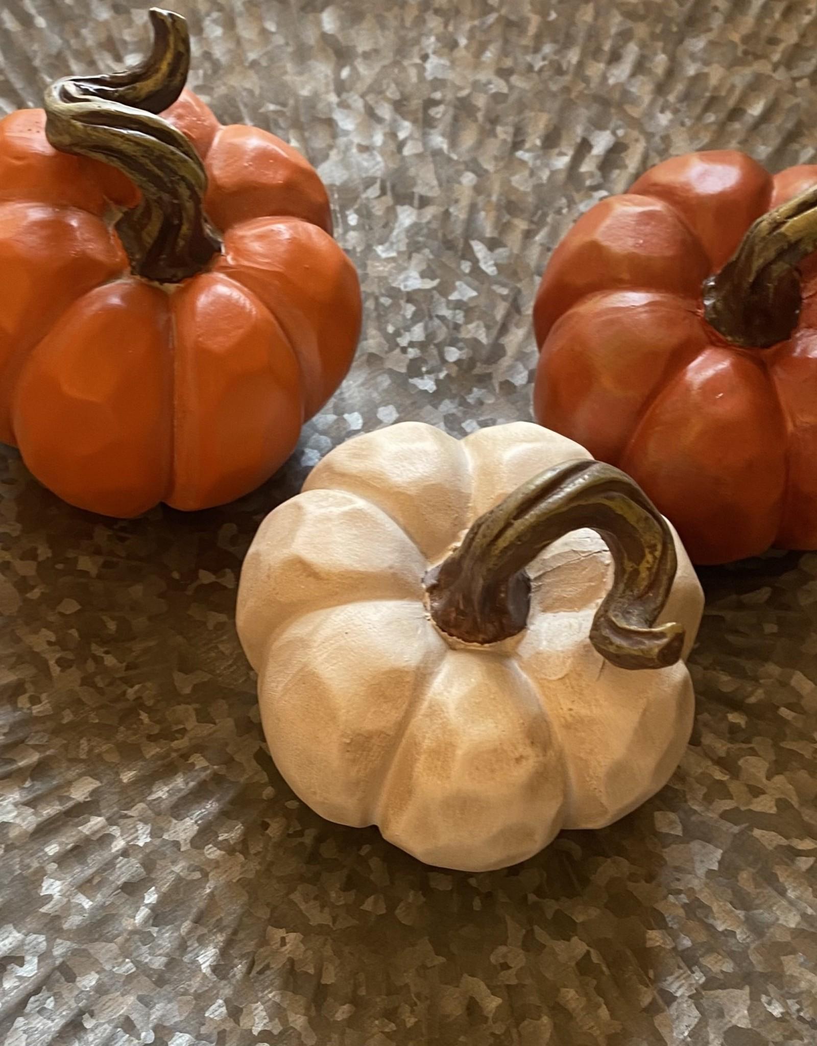 Wink Small Pumpkin Patch Pumpkins