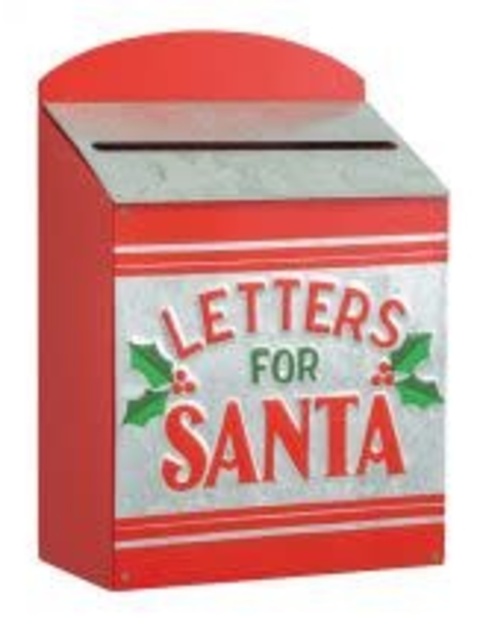 Wink Letters for Santa Collection Box