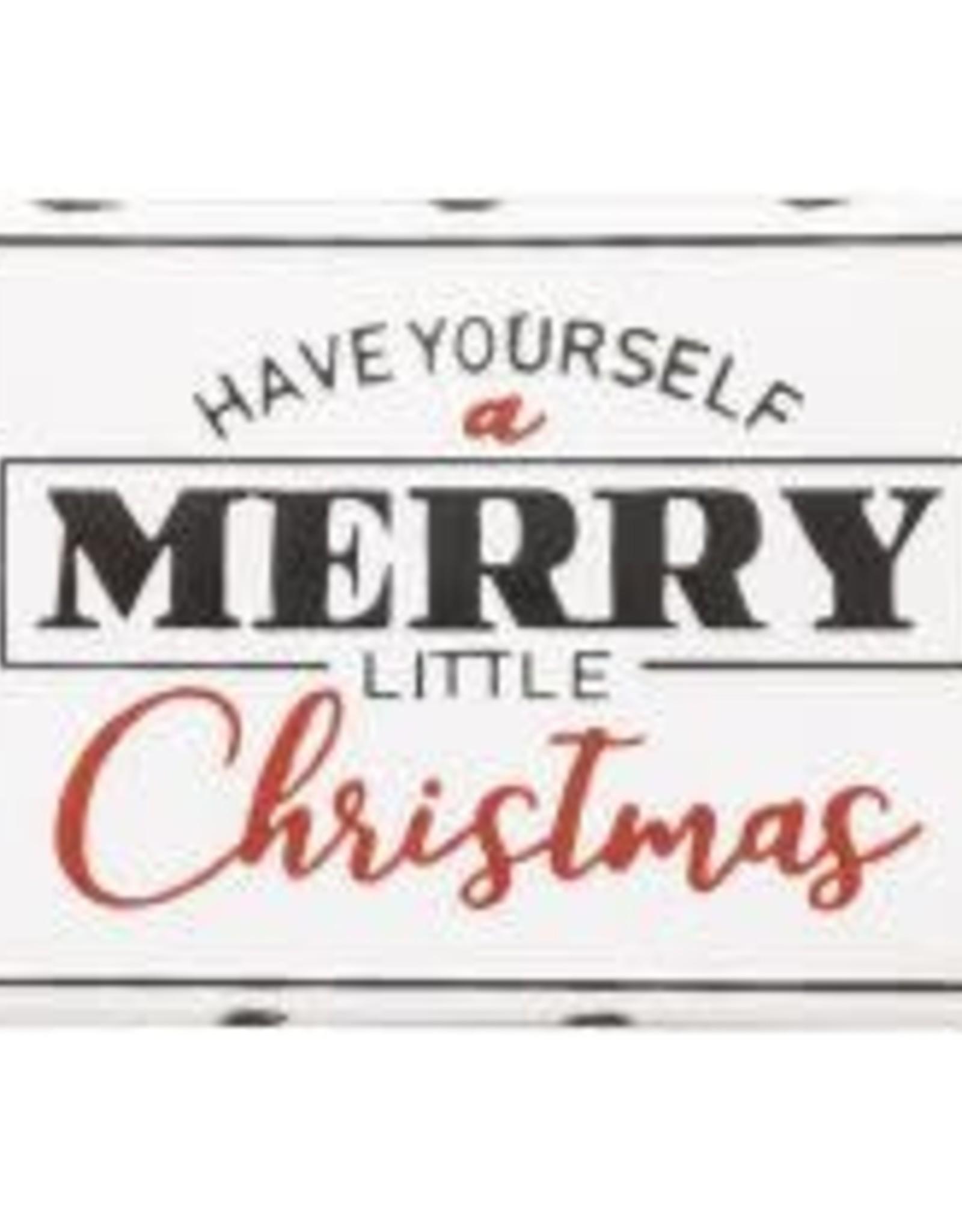 Wink Framed Christmas Hanger