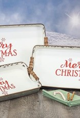 Wink Vintage Christmas Serving Tray-Small
