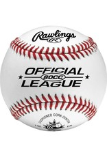 Balles Baseball RAWLINGS 80CC