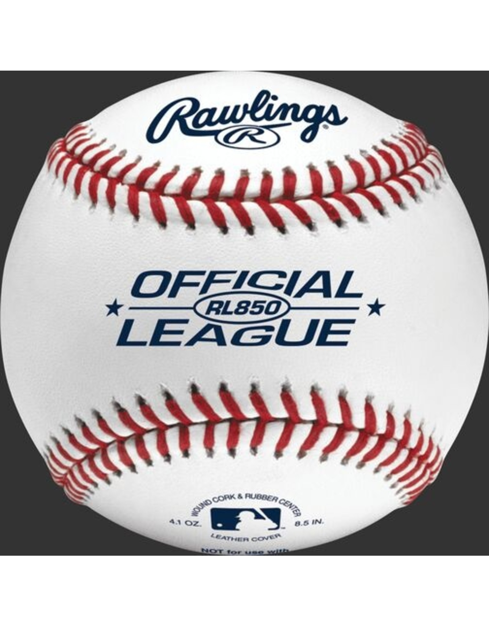 Balles Baseball RAWLINGS RL850