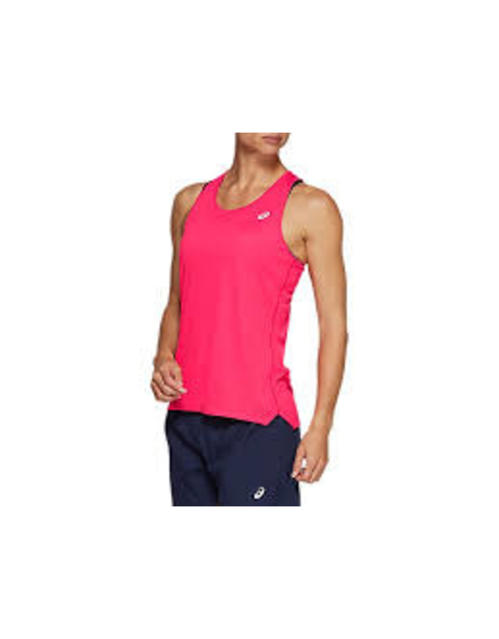 ASICS CAMISOLE ASICS SILVER TANK