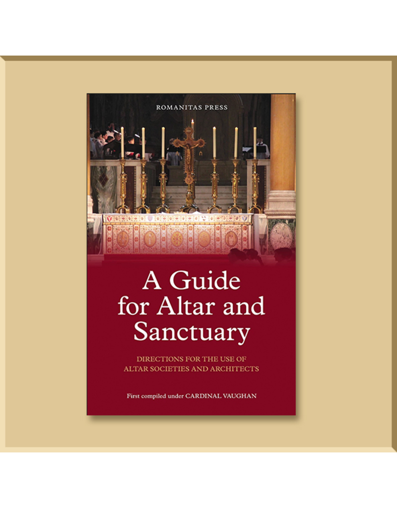 A Guide for Altar and Sanctuary