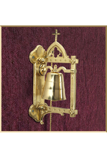 Sudbury Brass Budded Sanctuary Bell