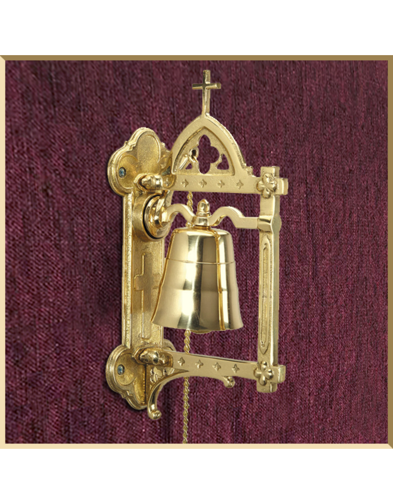 Budded Sanctuary Bell