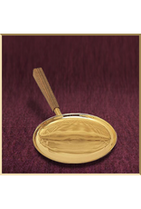 Sudbury Brass Communion Paten with Hande
