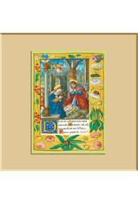 Deus Illumination Christmas Card