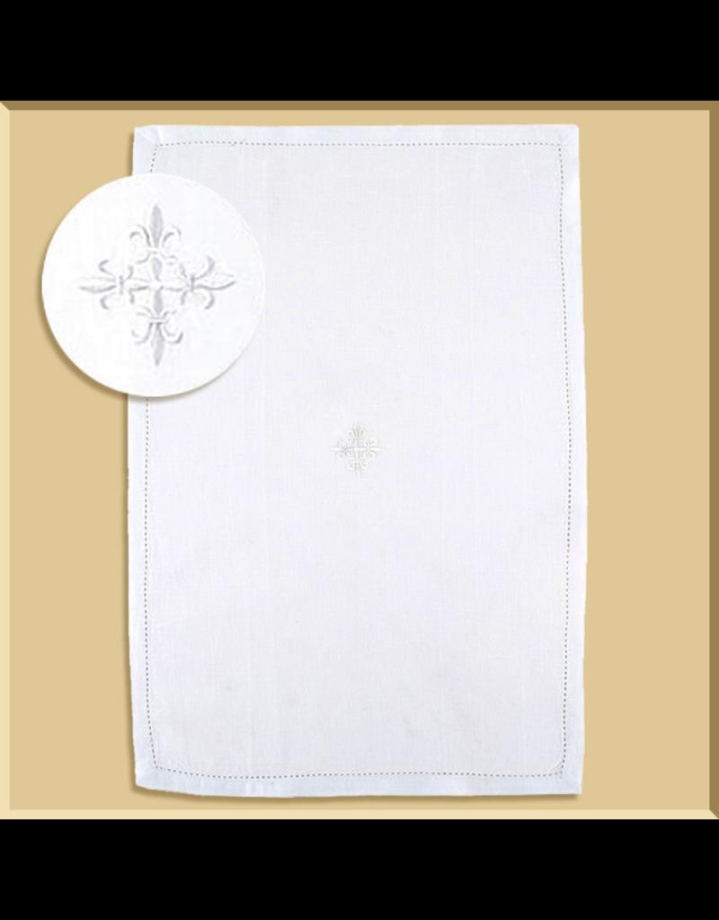 RJ Toomey Fleur de Lis Lavabo Towel - 3 Pack