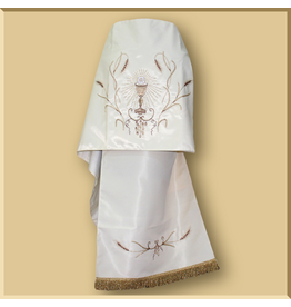 Gothic Humeral Veil with Chalice