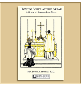 How to Serve at the Altar - 3 piece set