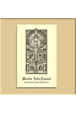 Latin-Spanish Booklet Missal