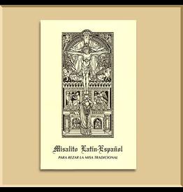 Latin-Spanish Booklet Missal