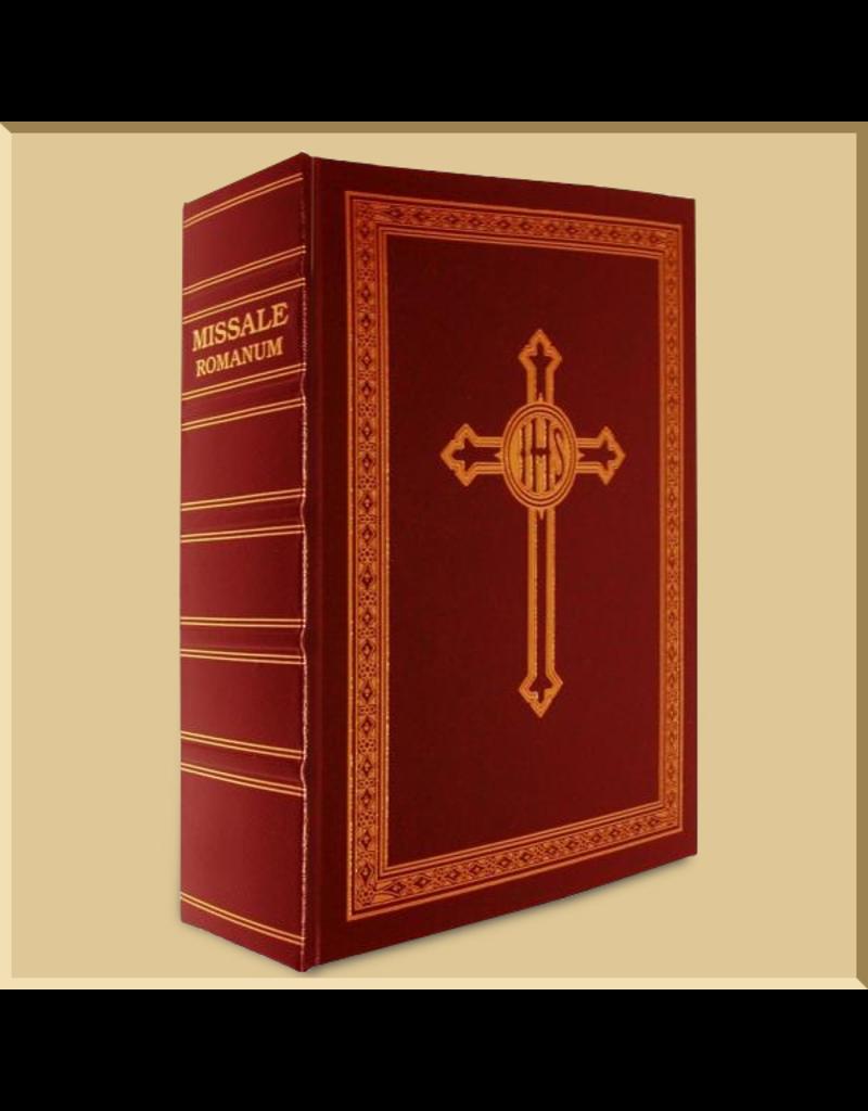Missale Romanum, 1962, Benziger