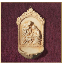 Nativity Holy Water Font