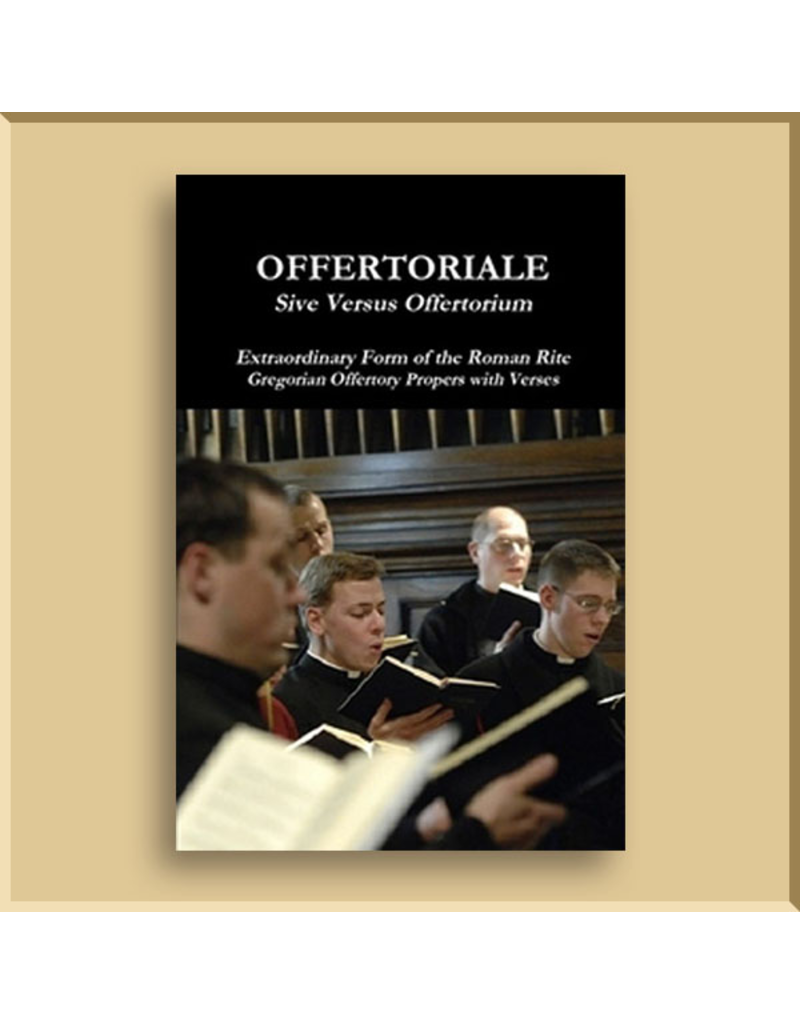 Offertoriale Sive Versus Offertorium