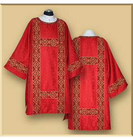 Semi-Gothic Style Dalmatic I - Various Colors