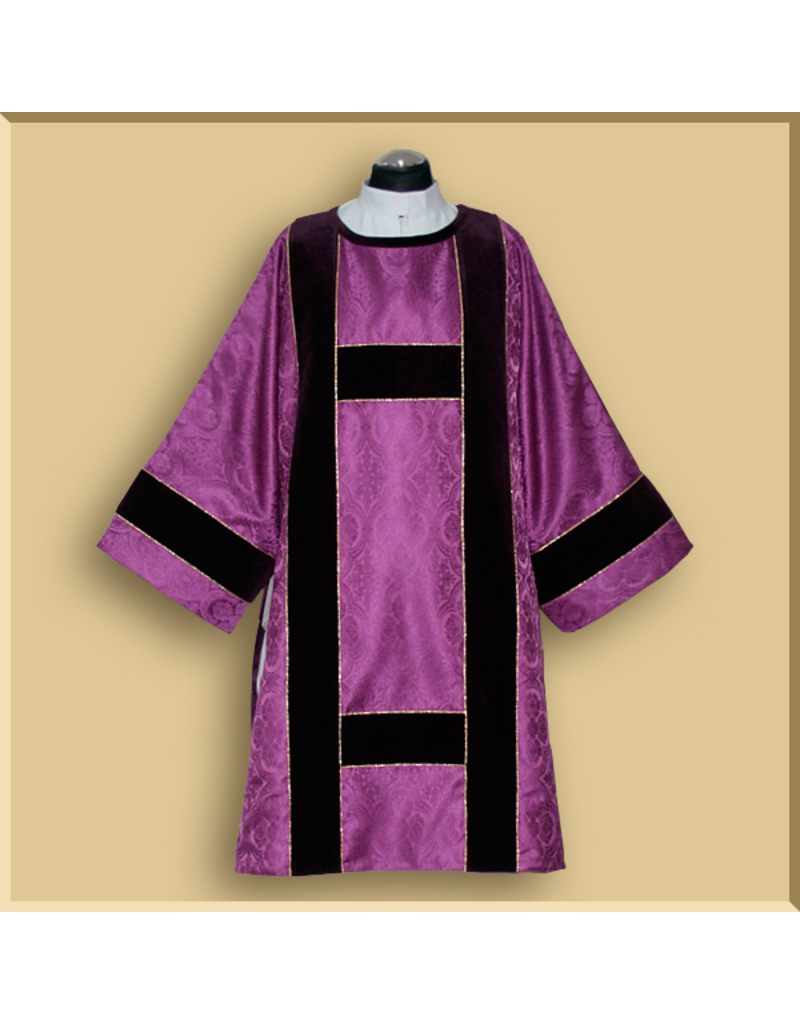 Semi-Gothic Style Dalmatic II - Various Colors