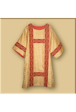 Semi-Gothic Style Dalmatic III - Various Colors