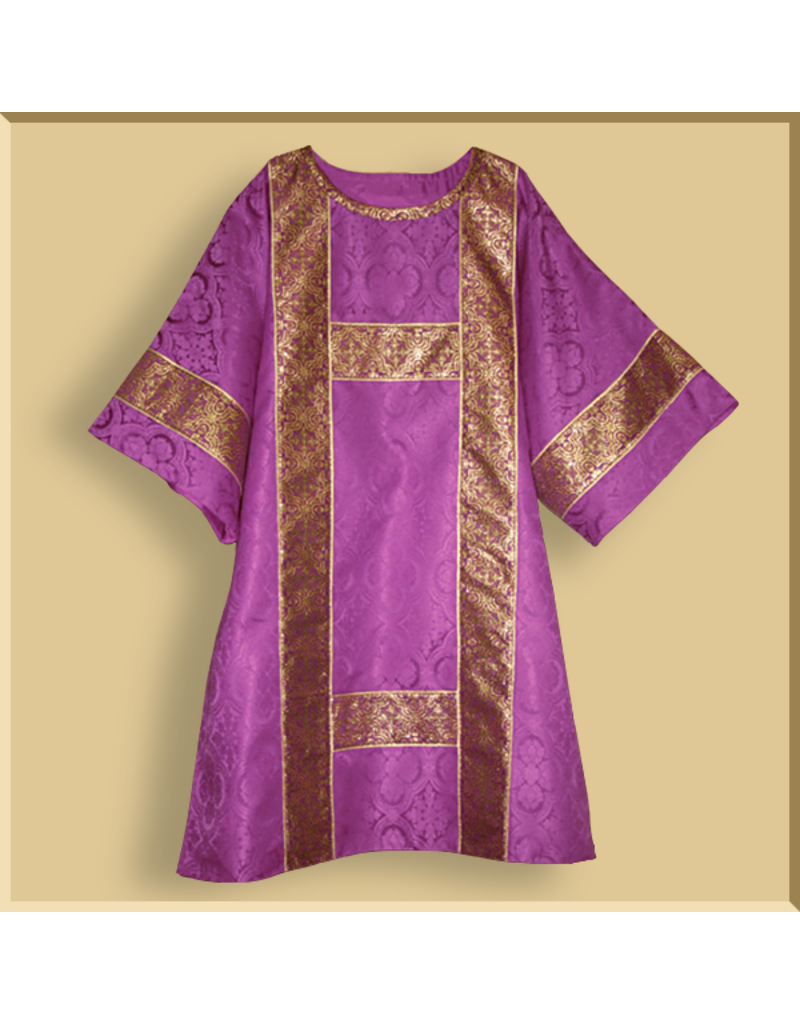 Semi-Gothic Style Dalmatic IV - Various Colors