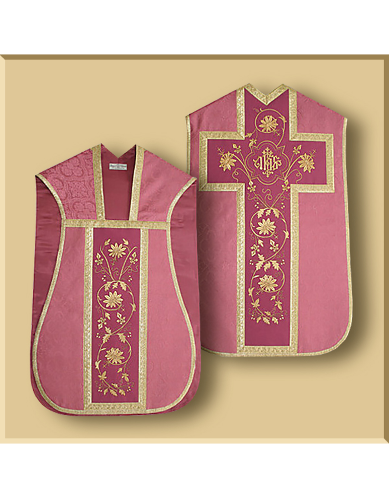 I.H.S. Roman Low Mass Set - All Liturgical Colors