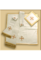 "Roman Low Mass ""Benedictum"" Set - All Liturgical Colors"
