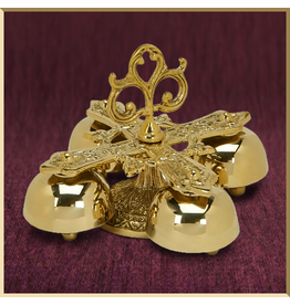 Sudbury Brass 4-Bell Altar Bells