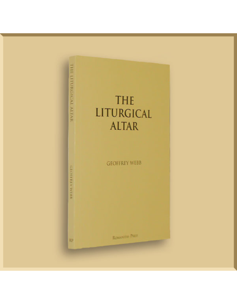 The Liturgical Altar