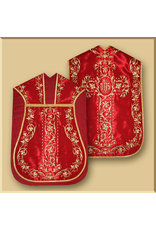 Roman Low Mass Set - Richly Embroidered - Three Colors